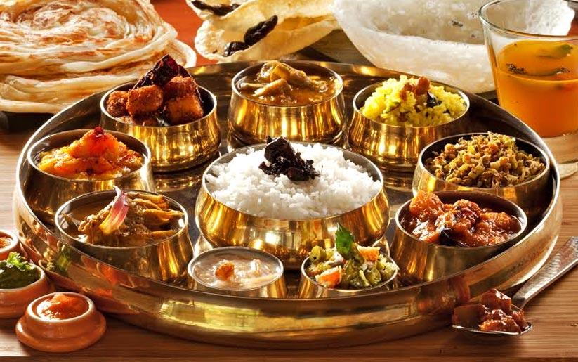 Around India in 21 Plates