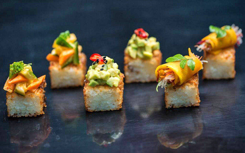 Where To Find Great Japanese Food in Delhi?