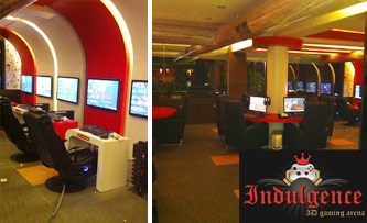 Indulgence 3D Gaming Arena