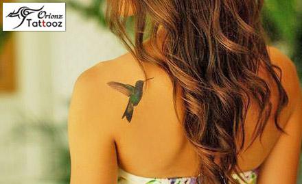 Orionz Tattooz Deal, Offer