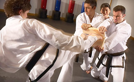Rakesh Karate & Self Defence Classes