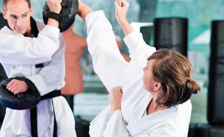 Karate & Kick Boxing
