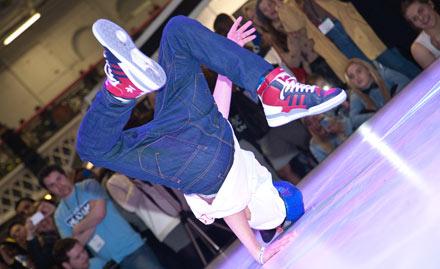Bounce Naveen's Dance Company