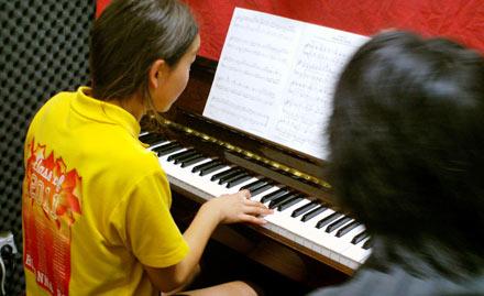 Mesiah Music School