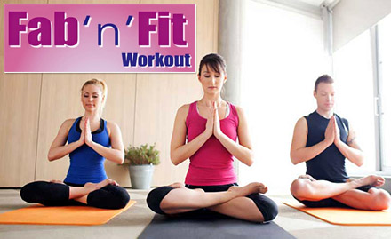 Fab N Fit Workout