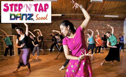 Step n Tap Danz Studio