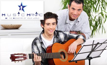 Music Maniac Academy