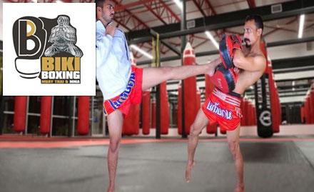 Warrior Muay Thai by Biki Bora