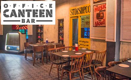 Office Canteen Bar