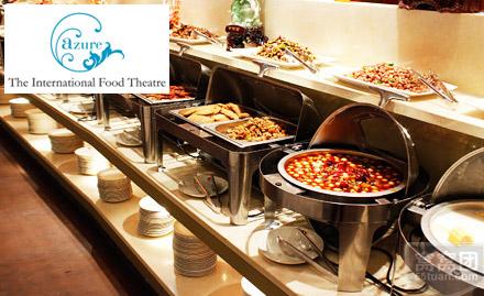 Azure - The International Food Theatre