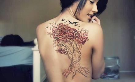 Ahmedabad Ink Tattoo Studio