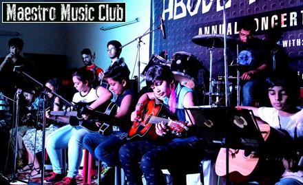 Maestro Music Club