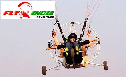 Fly India Adventure