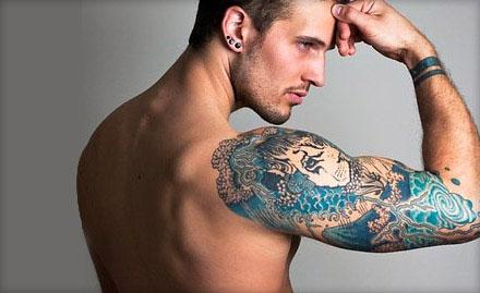 Aaryan's Tattoos & Piercings