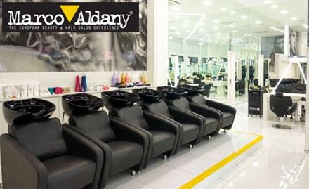 Marco Aldany Salon